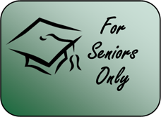 Logo for seniors only