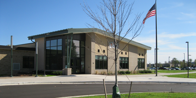Photo of Dorr Elementary School